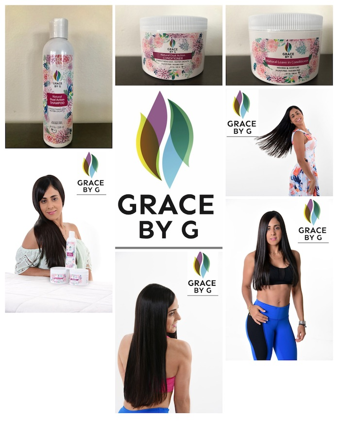 Grace By G Haircare Line Protected By Trademark